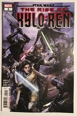 STAR WARS RISE OF KYLO REN #2 NM CLAYTON CRAIN Rise Of Skywalker 1st Printing