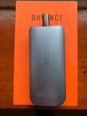 Davinci Portable IQ Vaporiser In Perfect Condition! Blue