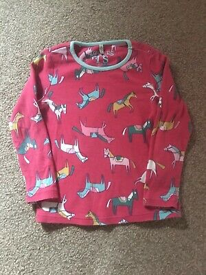 Girls Joules Top Age 6 Years