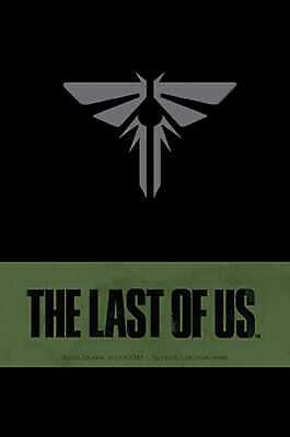 NEW BOOK Last of Us Hardcover Ruled Journal (Insights Journals) by Naughty Dog,