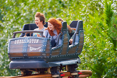 Chessington World Of Adventures THEME PARK TICKET Saturday 28th March Term Date