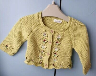 Next Baby Girl Cardigan 3-6 Months