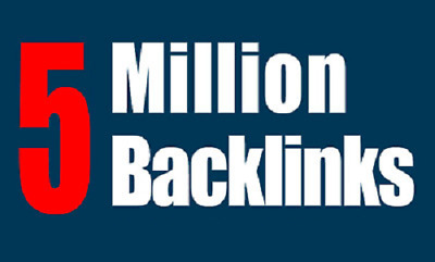 5 Million Powerful Diversified SEO Backlinks+Social Signals+Articles+All Sites