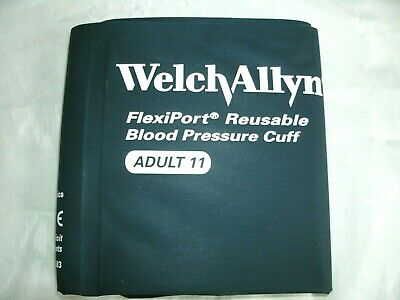 New Welch Allyn FlexiPort Reusable Blood Pressure Cuffs, Reuse-11