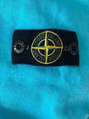 Boys Stone Island Genuine Jumper .Age 12 Worn A Couple Of Times