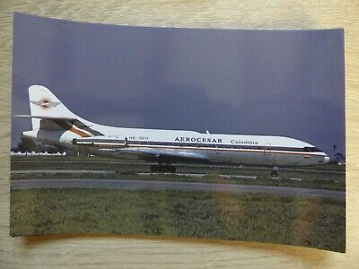 AEROTAL COLOMBIA   CARAVELLE 6R   HK-2218X  COLLECTION VILAIN N° 241