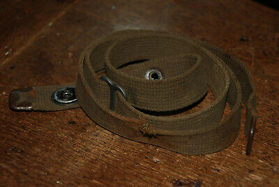 Original ww2 M1 Carbine sling type 1 complete great piece from WW2 Italian Front