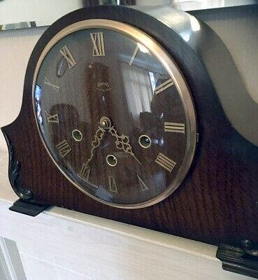 Smiths Westminster Chime Clock Mid 1950's [UK Mainland Only]