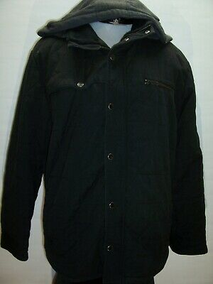 BILLABONG Mens XL X-Large insulated hooded Jacket Combine ship Discount