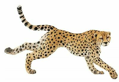 FREE SHIPPINGAAA 55006 Small Cheetah Sitting Wild Animal Toy New in Package