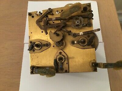 SPARES / REPAIR CLOCK SPARES, ENFIELD CLOCK Co MECHANISM  FAIR CONDITION