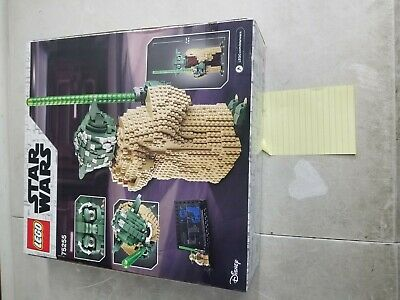 Star Wars Lego Set 75255 YODA New With Mini Fig Yoda #26