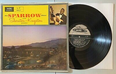 Mighty Sparrow - The Sparrow Show at the Sheraton Kingston Jamaica LP Wirl VG