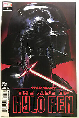 Star Wars  The Rise Of Kylo Ren #1 NM Cover A. Ben Solo 1st Print Clayton Crain