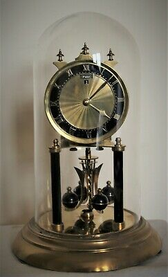 Very Rare 400 Day Anniversary Calendar Dial Clock. J. Link and Co.