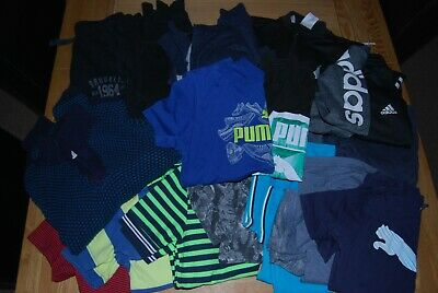 Bundle of boys clothes *Next*Gap*Adidas* & others, sizes from 7-10, some new