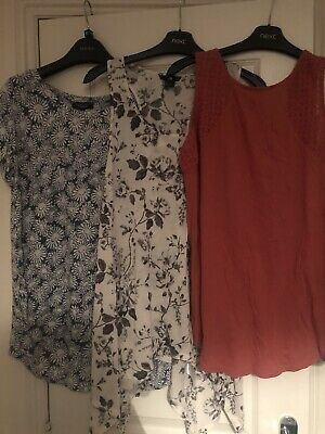 Womens Maternity Top Size 14 Bundle Next New Look H&M