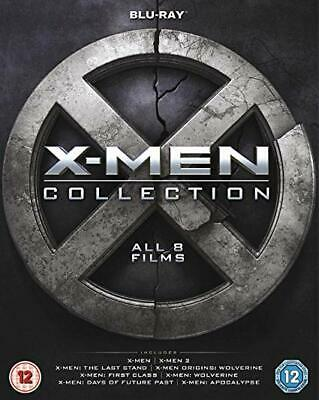 X-Men Collection (8 films) on Blu-ray