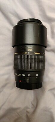 Tamron (A17E) Af70-300Mm F/4-5.6 Di Ld Macro 1:2 Camera Lens For Canon