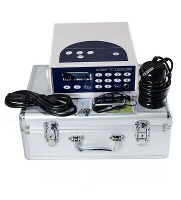 Ion Cleanse Detox Machine Foot Spa New