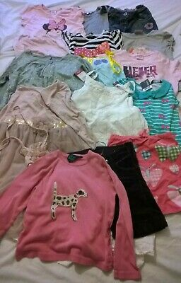 large bundle clothes girl 5-6 years incl some BNWT Mini Boden Monsoon Next