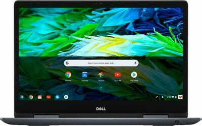 "Dell Inspiron 14 Chromebook: Core i3-8130U, 14"" Full HD Touch, 128GB eMMC, 4GB"