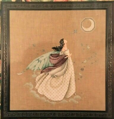 Mirabilia The Fairy Moon Cross Stitch Pattern ONLY
