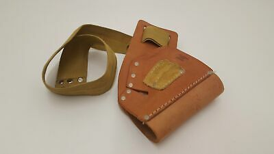 Leather Cordless Drill Holster w Belt 22218