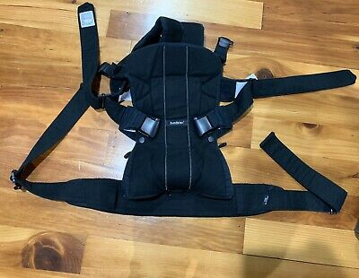 Baby Bjorn Baby Infant Carrier One -  Black