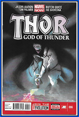 Thor God Of Thunder #6 (2013) 1St Appearance Of Knull Symbiote God Venom 9.6 Nm+