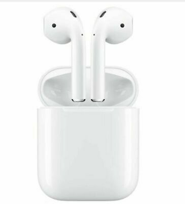 New White Air pods 2 (White,High quality Air pods -2) UK 2nd Generation super