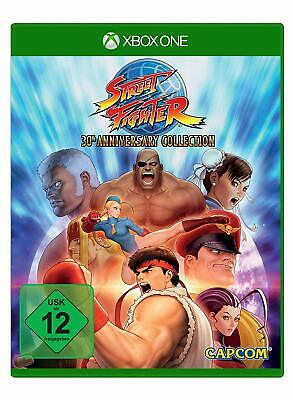 Xbox One Spiel Street Fighter 30th Anniversary Collection NEUWARE
