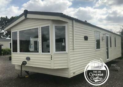 ATLAS OLYMPIC 35x12 2 bed STATIC CARAVAN off site MOBILE HOME Double glazed / CH