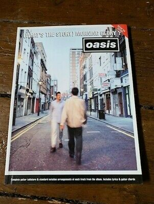 song book THE OTHER SIDE OF OASIS