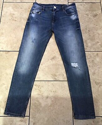 Boys Next Straight/ Skinny Leg Jeans Age 15 Worn Once