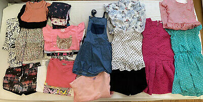 Huge Girls 8-9yrs Clothes Bundle, M&S, NEXT and More 22 Items Altogether