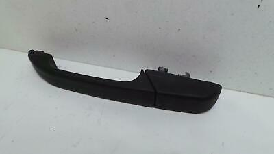 1997 Range Rover P38 Left Passenger Rear Outer Black Door Handle