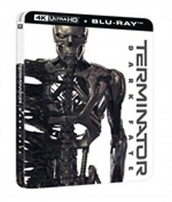 Terminator - Destino oscuro (4K Ultra HD + Blu-Ray Disc - SteelBook)
