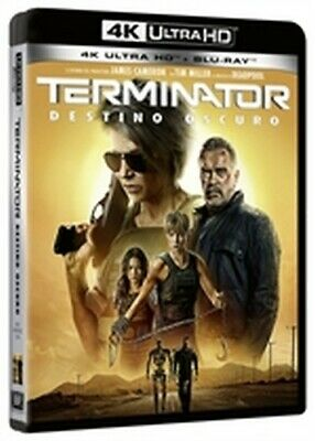 Terminator - Destino oscuro (4K Ultra HD + Blu-Ray Disc)