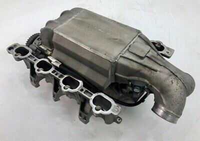 Mercedes Cl55 Sl55 Amg R230 5.4L Kompressor Supercharger A1130900280 A1131400412