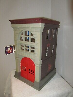 1987 Vintage Kenner Real Ghostbusters Firehouse Fire Station Headquarters