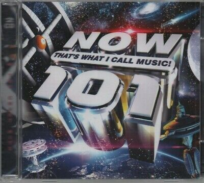 V/A Now Thats What I Call Music 101, 2018 46 tracks, Brand New, Unsealed