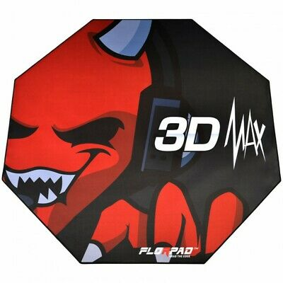 FlorPad 3DMAX Gamer-/eSports Protective Floor Mat - Soft Team