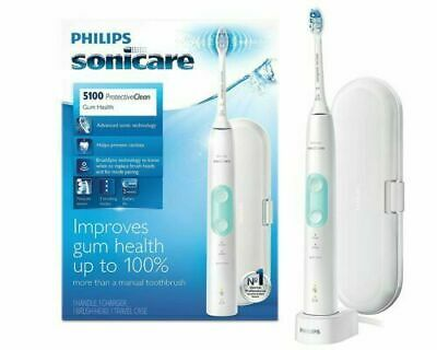 New Philips  Sonicare 5100 ProtectiveClean Rechargeable Electric Toothbrush