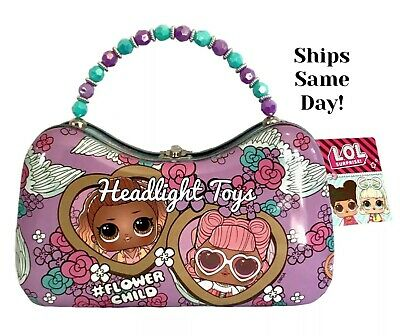 1 LOL Surprise Easter Tin Purse Carrier Instagold Angel Doll Sparkle Gift 2020