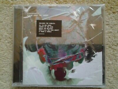 Stereophonics – Scream Above the Sounds CD Album (2017)