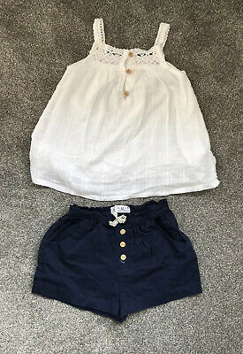 Zara Baby Girls Summer Outfit Size 2-3 Years