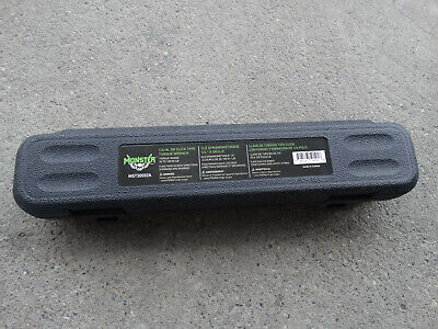 """Monster 1/4"""" Drive Click Type Torque Wrench (20 to 100 in-lb)"""