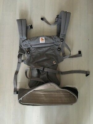 Ergobaby 360 Four Position Baby Carrier Grey Tan