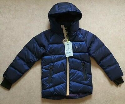 Ted BakerBoys' Blue Padded Down-Filled Showerproof Coat Age 8 Years RRP £89